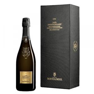 Bortolomiol–70th-Anniversary-Valdobbiadene-D.O.C.G.–Prosecco-Superiore-Brut-Nature-Millesimato–2017-Single-Vineyard-Rive-di-Santo-Stefano